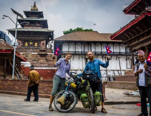 The Middle Mountain Road to Kathmandu