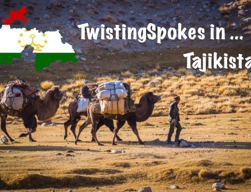 TwistingSpokes in Tajikistan