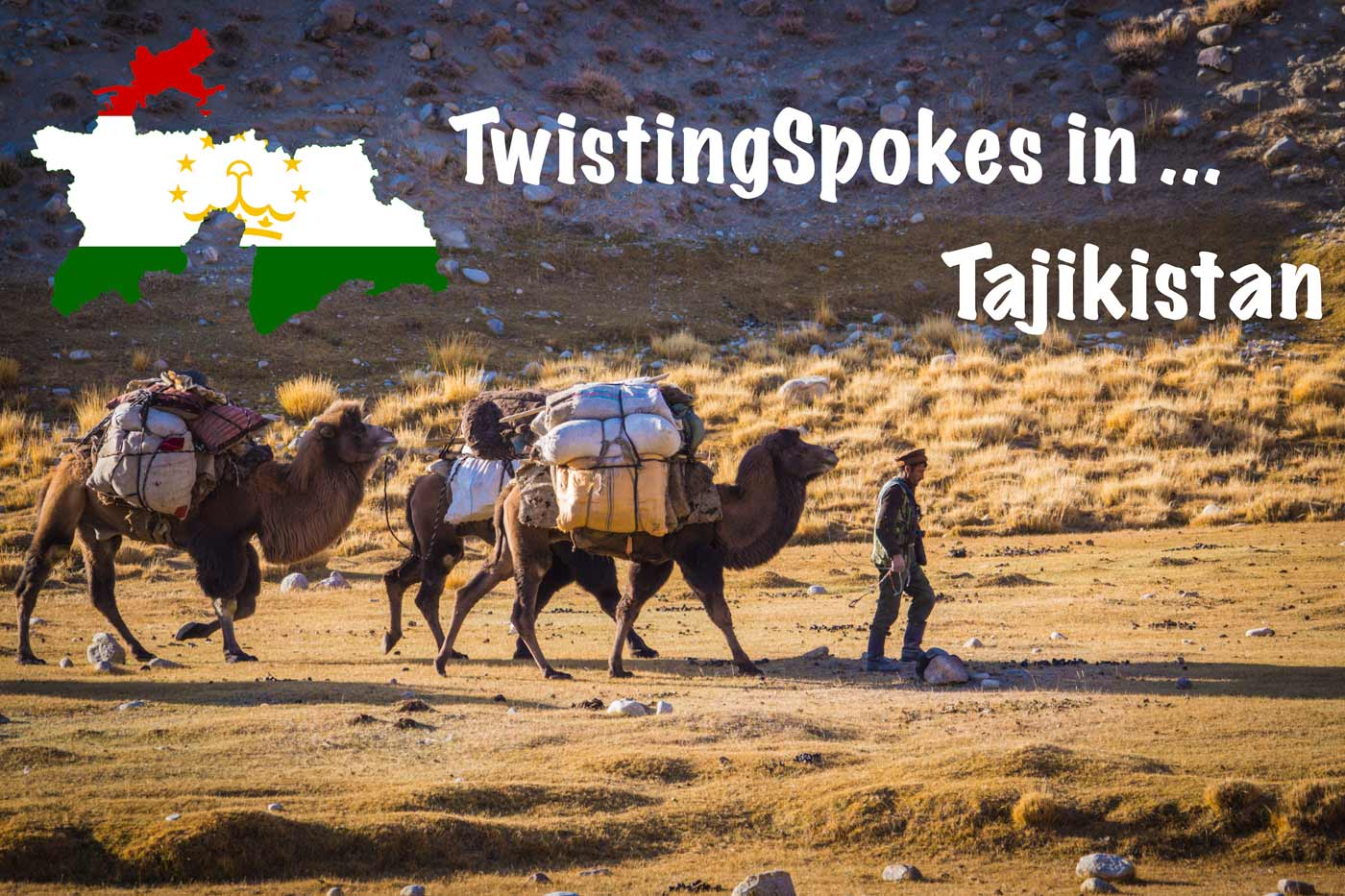 TwistingSpokes in Tajikistan