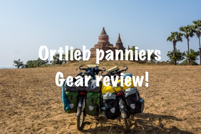 gear review Ortlieb panniers