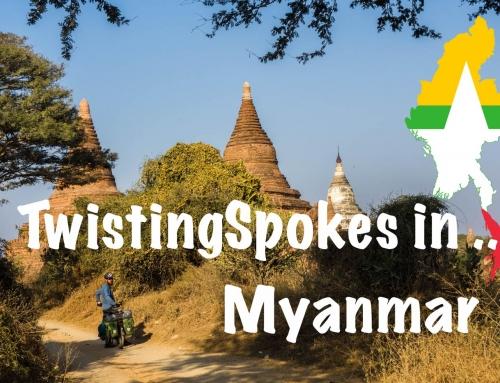 TwistingSpokes in Myanmar