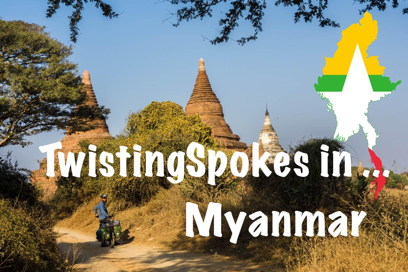 TwistingSpokes in Myanmar