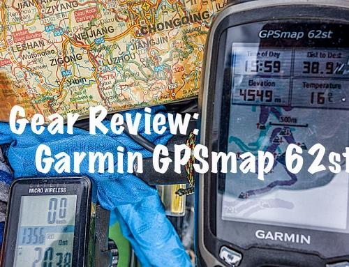 Review: Garmin GPSmap 62st