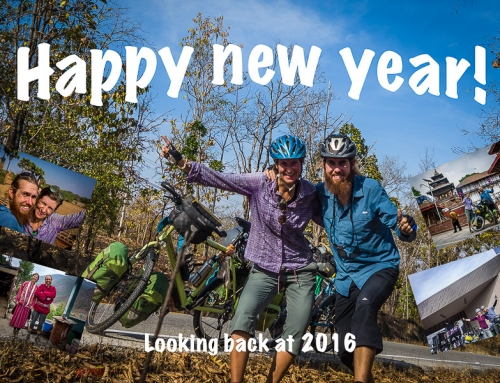 2016 – Year End Review – We reached Kathmandu!