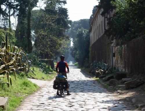 The road to Pompeii