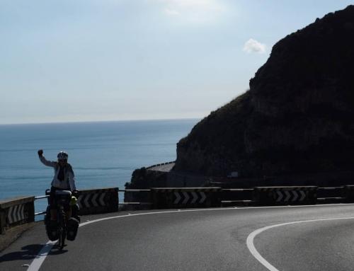 Southern Italy, cycling coast to coast